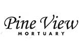 Pine View Mortuary logo