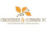 CHRISTENSENS TAX COMPANY logo