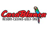 CasaBlanca Resort Casino Golf & Spa logo