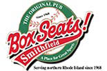 BOX SEATS PUB logo