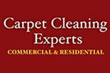 CARPET CLEANING EXPERTS logo