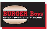BURGER BOYS logo