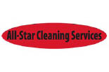 ALL STAR CLEANING SERVICES logo