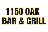 1150 OAK BAR & GRILL logo
