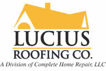 LUCIUS ROOFING CO logo