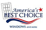 AMERICA'S BEST CHOICE WINDOWS & MORE logo