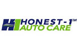 HONEST 1 AUTO CARE logo