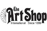 THE ART SHOP logo