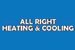 All Right Heating & Cooling logo