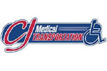 CJ MEDICAL TRANSPORTATION logo