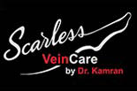 Scarless Vein Care by Dr. Kamran logo
