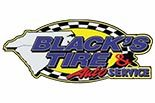 Black's Tire and Auto Service logo