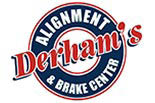 Derham's Alignment & Brake Center logo