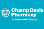 Champ Davis Pharmacy logo