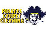 Pirates Carpet Cleaning logo