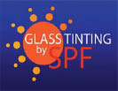 GLASS TINTING BY SPF logo