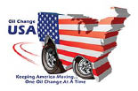 Oil Change Usa logo