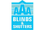 AAA Blinds & Shutters logo