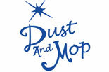 Dust And Mop House Cleaning logo