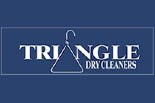 TRIANGLE DRY CLEANERS logo