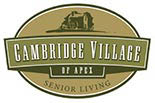 Cambridge Village Health Club logo