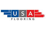 USA FLOORING logo