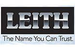 LEITH CHRYSLER, JEEP logo
