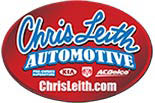 CHRIS LEITH AUTOMOTIVE GROUP logo
