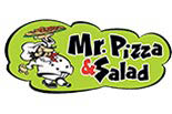 MR PIZZA & SALAD logo