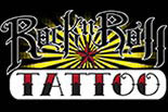 ROCK-N-ROLL TATTOO logo