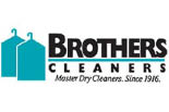 BROTHERS CLEANERS logo
