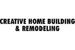 CREATIVE HOME BUILDING & REMODELING logo