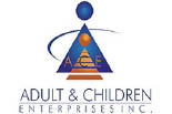 ADULT & CHILDREN ENTERPRISES, INC logo