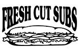 FRESH CUT SUBS logo