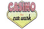 CASINO CAR WASH logo
