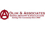 OLIM & ASSOC. DENTAL logo