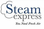 STEAM EXPRESS INC. - The Carpet Cleaning Experts logo