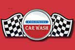 Colonial Car Wash logo