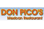 DON PICO'S MEXICAN RESTAURANT logo