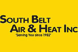 SOUTH BELT AC & HEATING logo