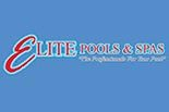ELITE POOLS & SPAS logo