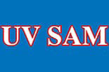 UV SAM logo