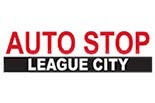 AUTO STOP / LEAGUE CITY logo