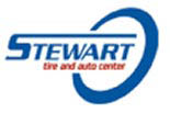 STEWART'S TIRE & AUTO CENTER logo
