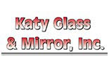 KATY GLASS & MIRROR logo