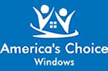 AMERICA'S CHOICE WINDOWS logo