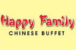 HAPPY FAMILY CHINESE BUFFET logo
