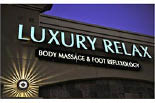 LUXURY RELAX logo
