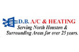 DB A/C & HEATING logo