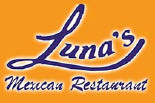 Luna's Mexican Food logo
